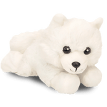 Ensemble d'adoption du renard arctique - Peluche