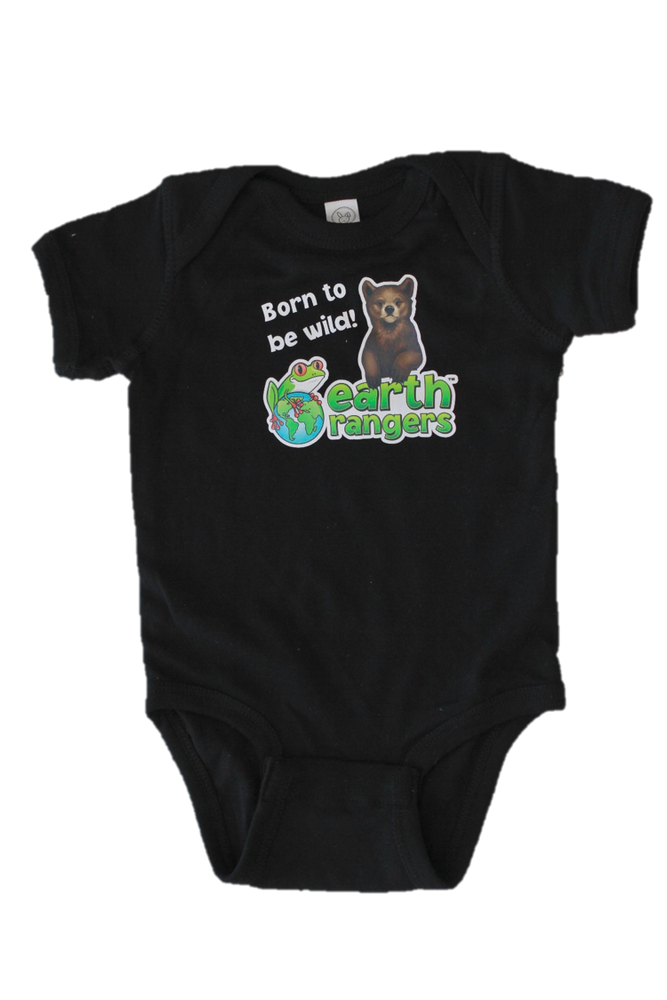 NEW! Earth Rangers Baby Onesie