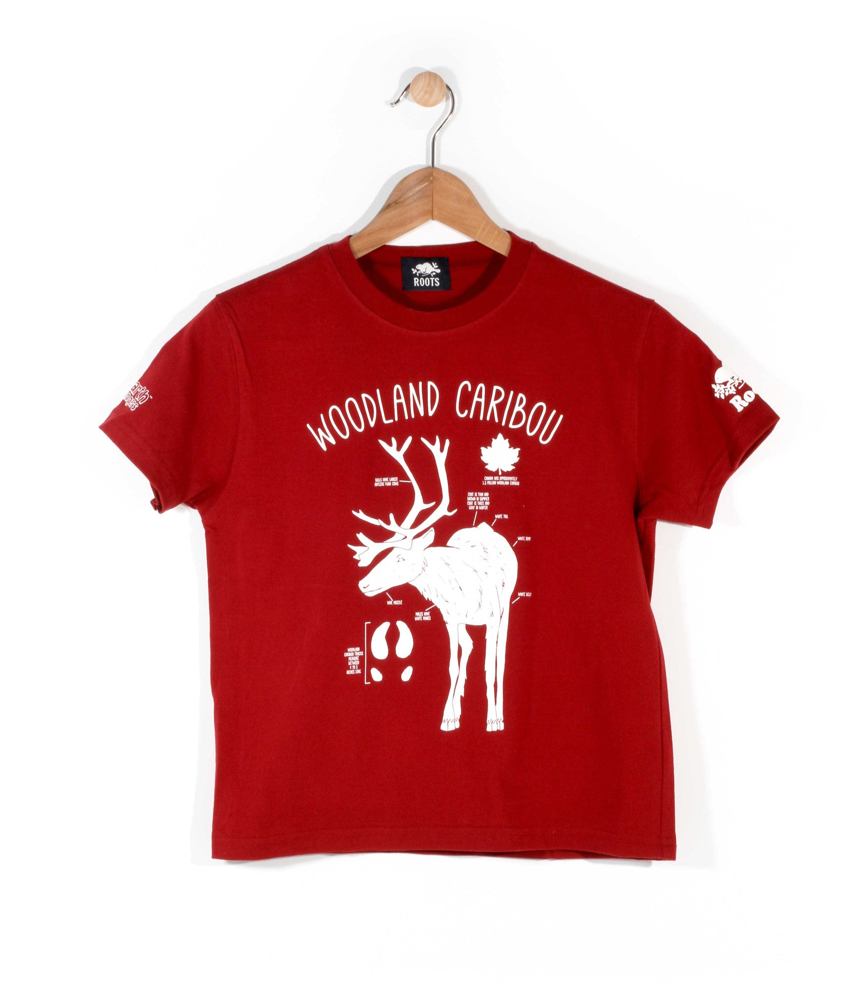 Earth Rangers Caribou Youth T-Shirt