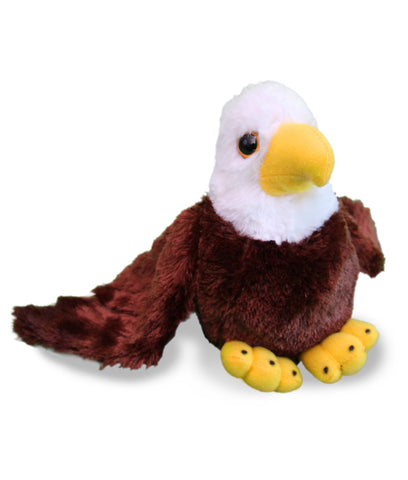 Bald Eagle Stuffed Animal - 7
