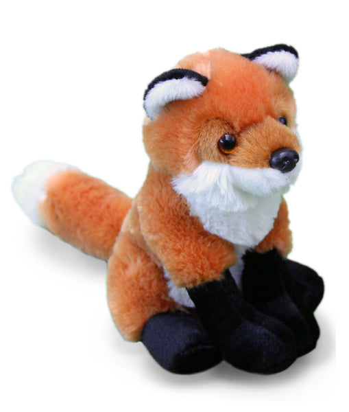 Red Fox Stuffed Animal - 8""