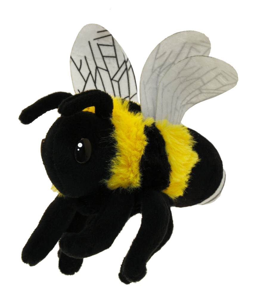Kit d'adoption Western Bumblebee - Lot de peluches