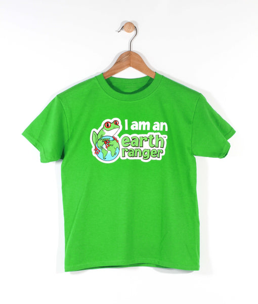 I am an Earth Ranger Youth T-Shirt