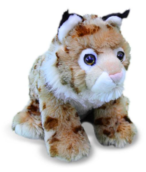 Lynx Stuffed Animal - 12""