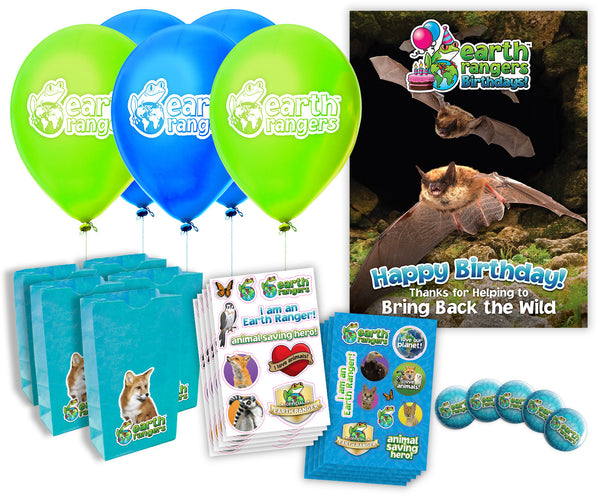 Eastern Small-Footed Bat Party Kit