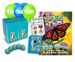 Monarch Party Kit