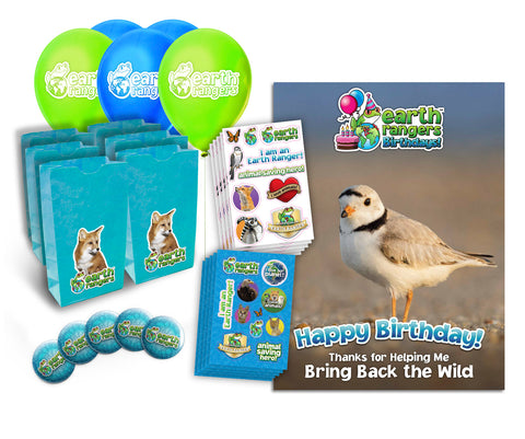 Plover Party Kit