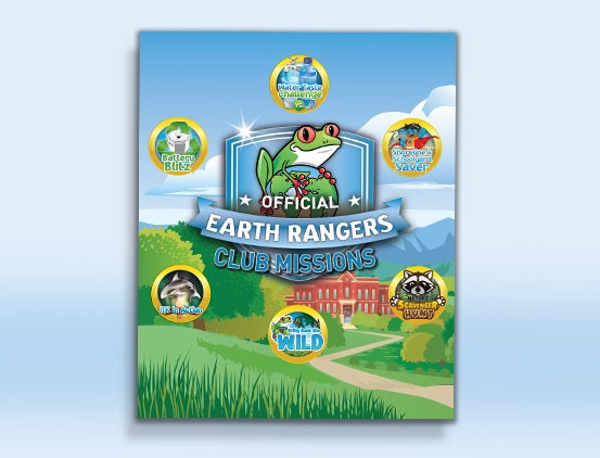 Earth Rangers Club Starter Kit