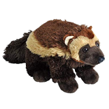 Wolverine Adoption Kit - Plush Bundle