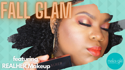 FALL GLAM EYESHADOW TUTORIAL - Ft. RealHer Makeup