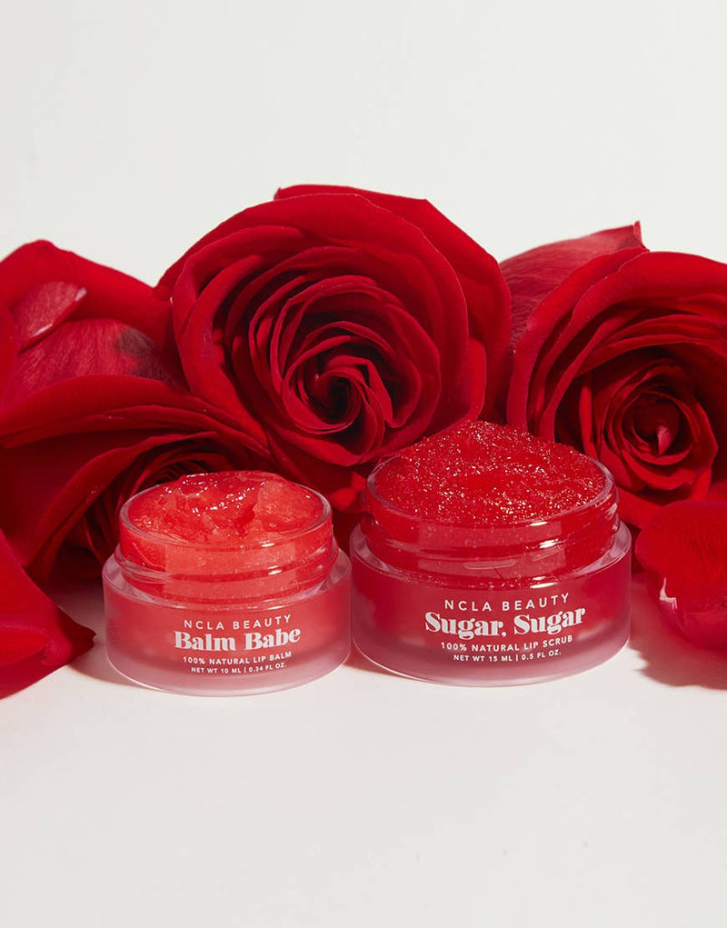 Preorder Red Roses Lip care duo