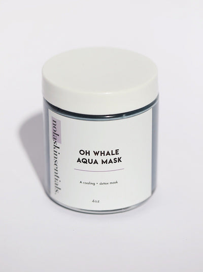 Oh Whale Clay Mask