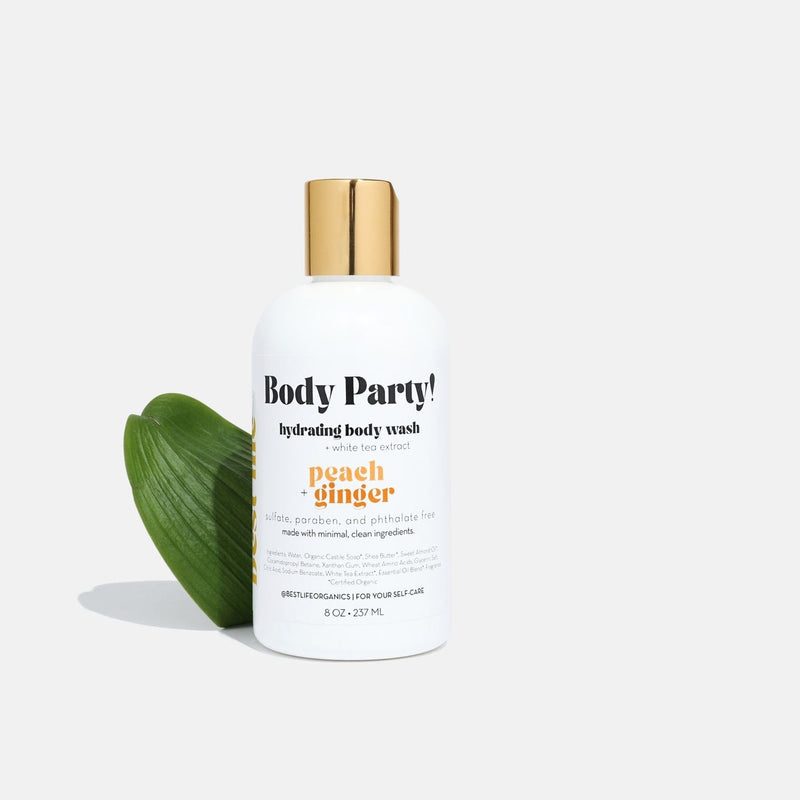 Body Party Hydrating Body Wash
