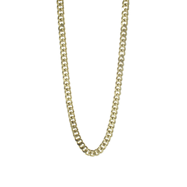 "Joey Essex Gold Curb Chain (26"")"