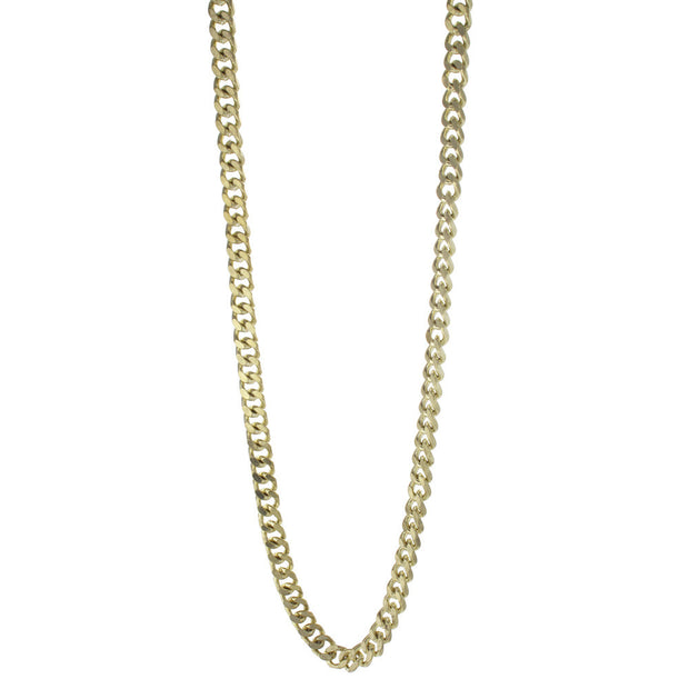 "Joey Essex Gold Curb Chain (30"")"