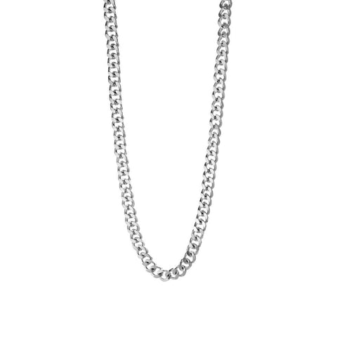 "Joey Essex Rose Gold Curb Chain (30"")"