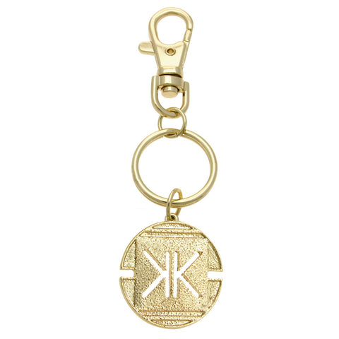 Kardashian Kollection Screw Heart Necklace