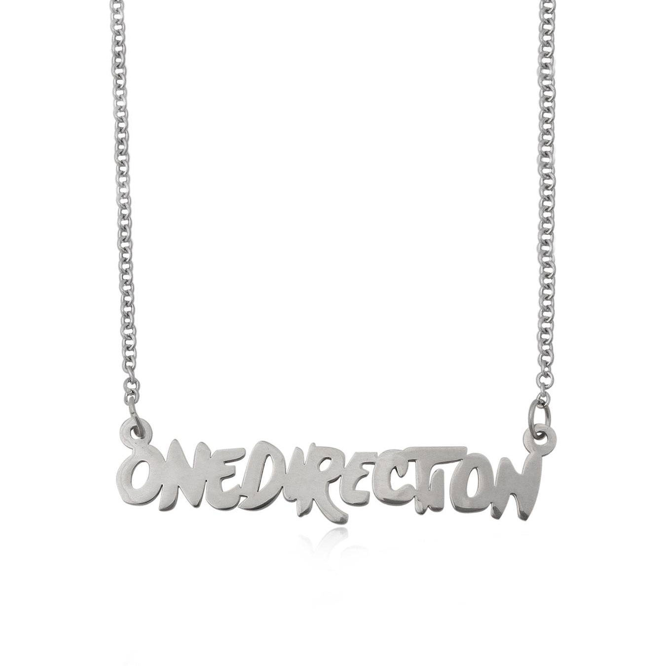 One Direction Name Necklace