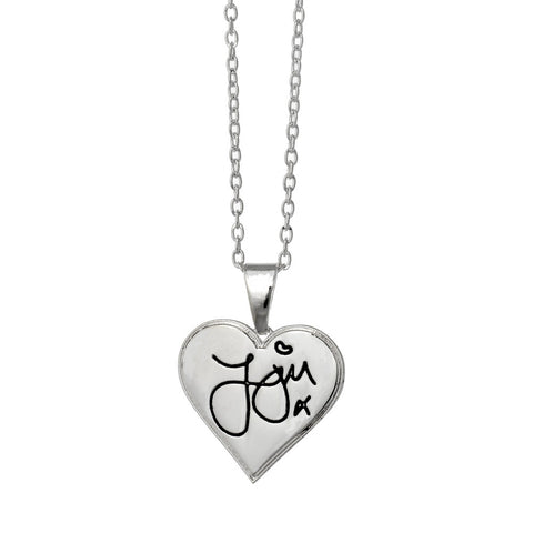 One Direction Niall Signature Necklace