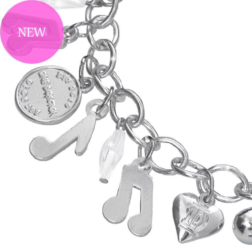 One Direction Mega Charm Bracelet