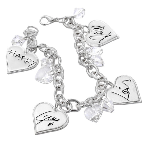 One Direction Louis Signature Necklace
