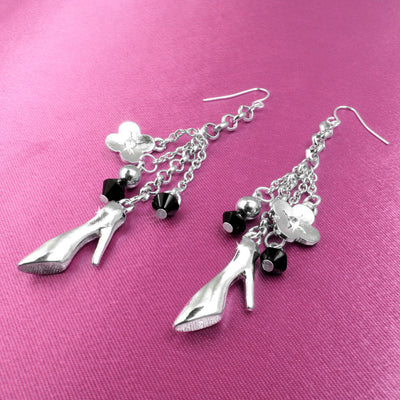 The Saturdays Shoe Charm Earrings