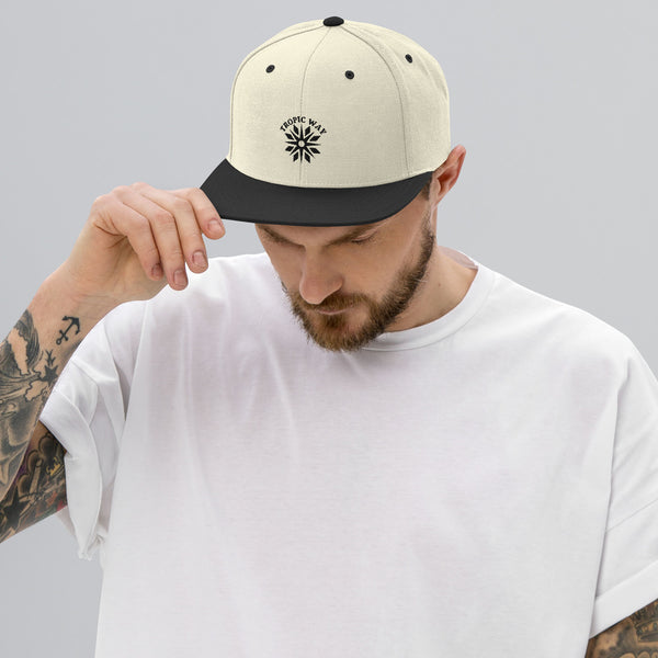 TROPIC WAY Urban Snapback