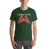 Lobsters Short-Sleeve Unisex T-Shirt