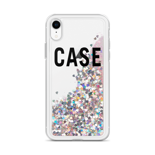 Case Liquid Glitter Phone Case