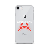 Lobsters iPhone Case (White Lettering)