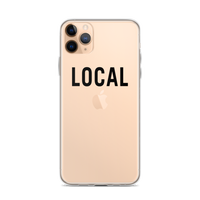 LOCAL iPhone Case (Black Lettering)