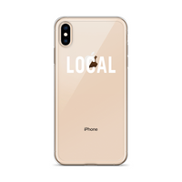LOCAL iPhone Case (White Lettering)