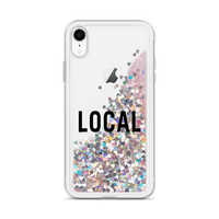 LOCAL Liquid Glitter Phone Case