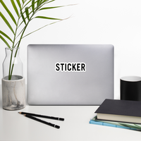 Sticker Bubble-free stickers