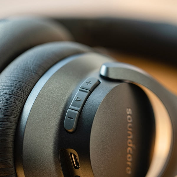 Noise Cancelling Over-Ear Wireless Headphones