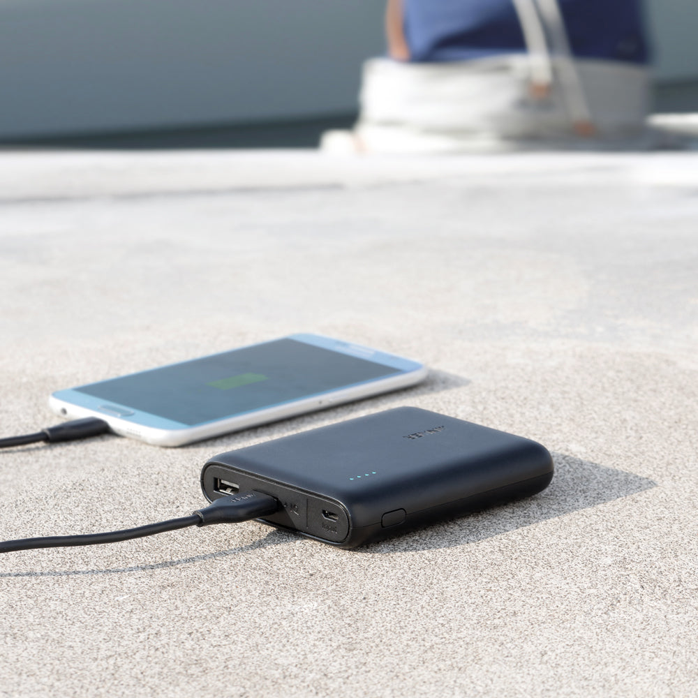 2-Port Ultra-Portable Power Bank
