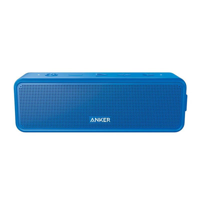 Bluetooth  Blue Speaker Stereo