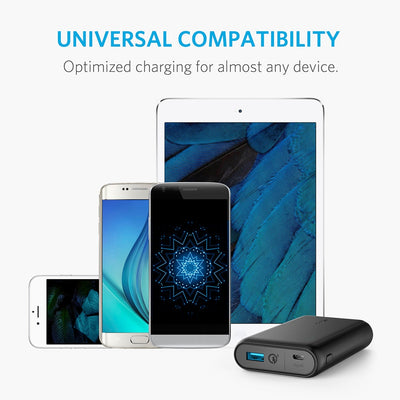 Quick Charge 3.0 Portable Charger