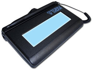 Secure USB Signature Panel Capture Pad