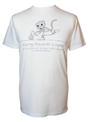 Racing Towards a Cure Men's T-shirt