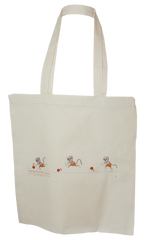 Racing Towards a Cure Tote Bag
