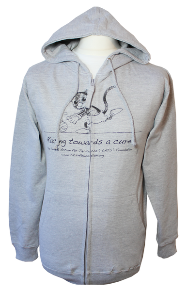 Racing Towards a Cure Hoodie