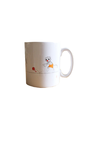 Racing Towards a Cure Mug