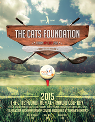 The CATS Foundation 4th Annual Charity Golf Day - Golf & Dinner