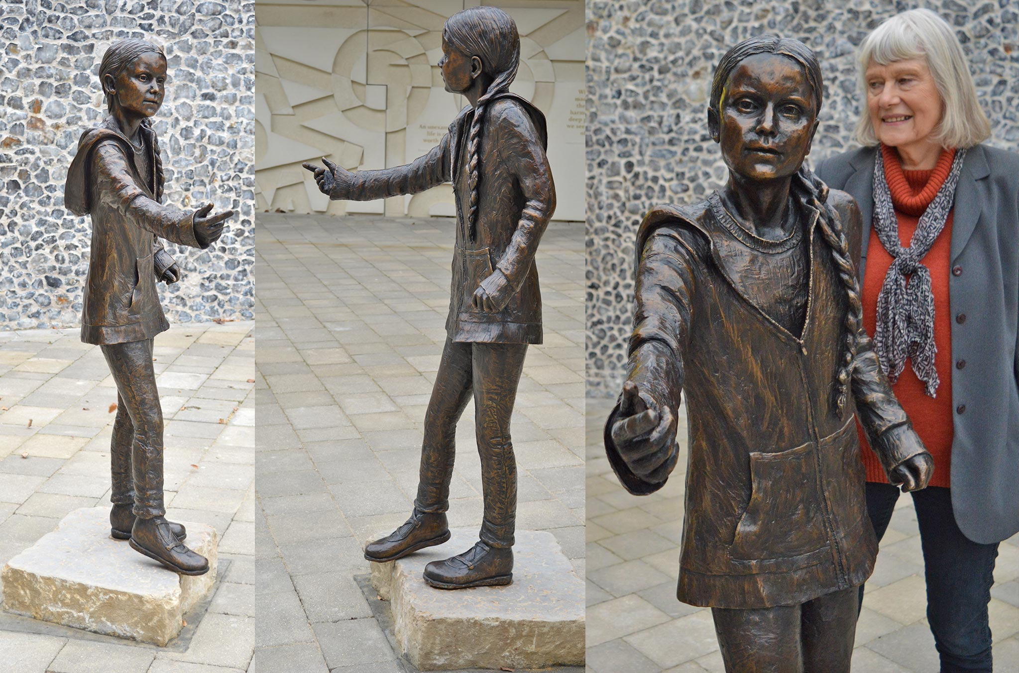 greta-thunberg-statues-for-equality