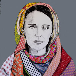 Jacinda for Equality (Print)