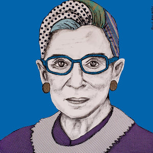Ruth for Equality (Print)