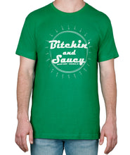 Load image into Gallery viewer, Green Bitchin' Tee