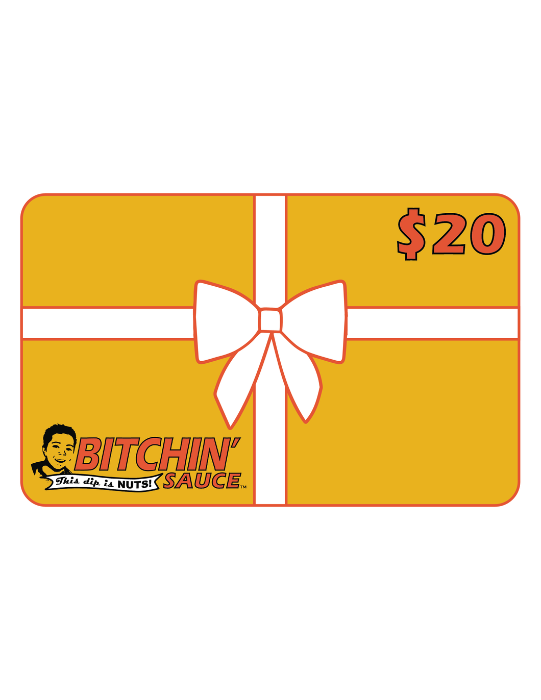 Bitchin' Gift Card