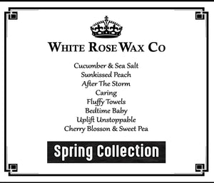 Spring Wax Melt Collection